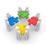 Zusammenarbeit (Bildnachweis: istockfoto.com)